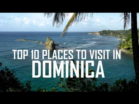 Top 10 Places To Visit in Dominica | Dominica Tourist Attractions | Dominica Travel Guide