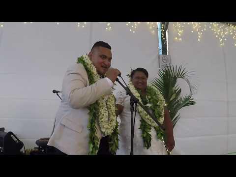 Olah & Christian Funaki Wedding