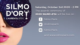 Remise des SILMO d'OR 2020 - Award Ceremony of 2020 SILMO d'OR