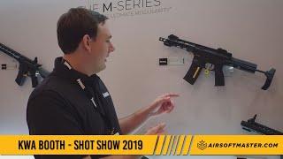 Shot Show 2019 - KWA  Airsoft