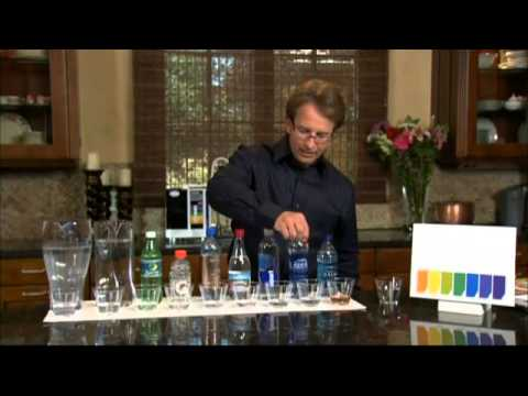 Pat Boone Introduces Kangen Water Eye Opening Demo With