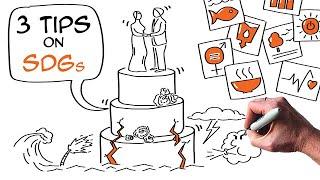 Sustainable Development Goals explained with 3 useful tips | Environment SDG Sustainability