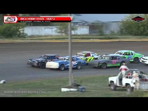 Hobby Stock Heats - US 30 Speedway - 9/14/19