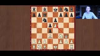Уроки шахмат. Агрессивно против Французской Защиты