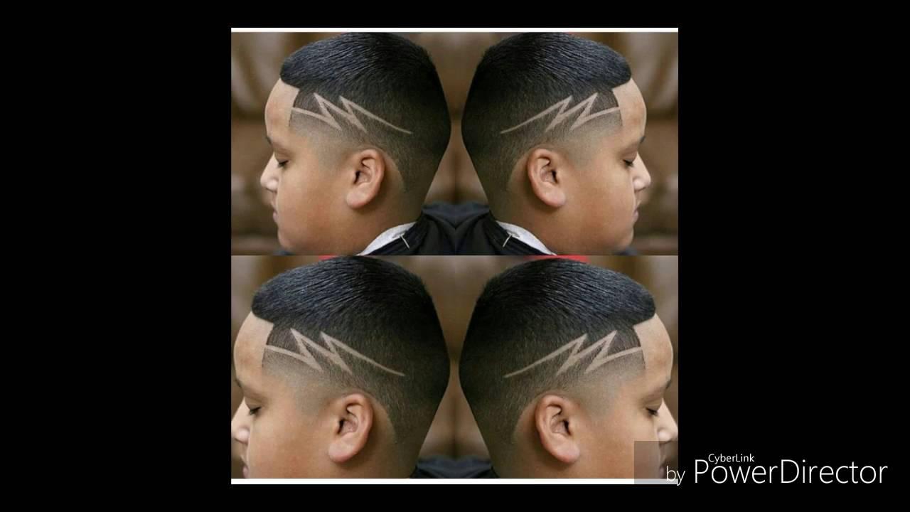 Las mejores rayas de corte de pelo