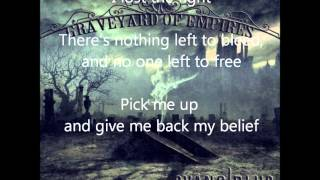 Evans|Blue - Live To Die Lyrics