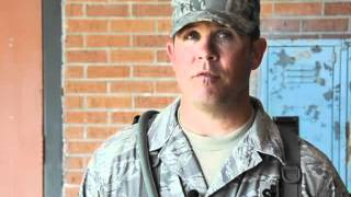 Arkansas ANG Active Shooter Training