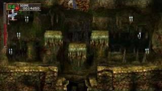 Unlocking SOTN in Dracula X PSP