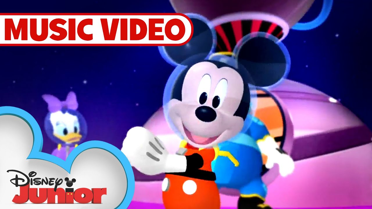 Mickey Mouse Clubhouse Space Adventure Hot Dog