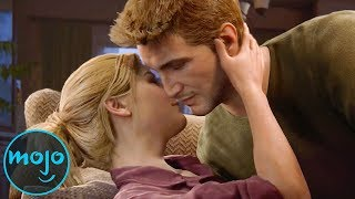 Top 10 Most Romantic Moments In Video Games