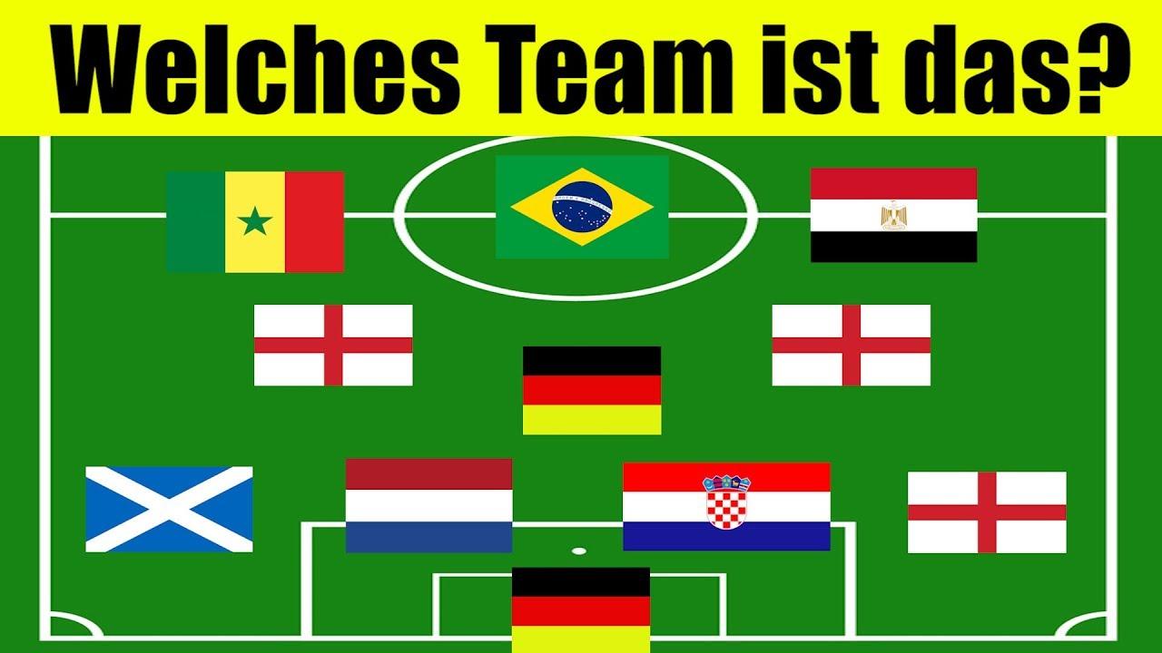 Welches Team Ist Das Fussball Quiz