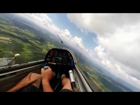 Gliding Lesson - Thermal Practice