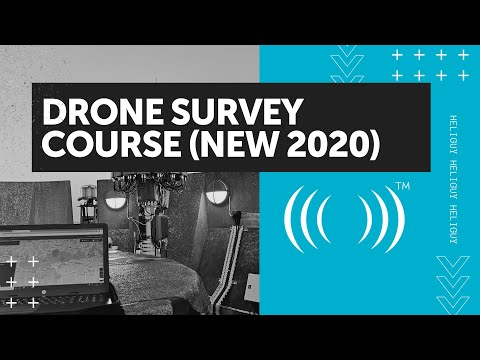 Drone Surveying Course: Professional Aerial Mapping Course (2020)