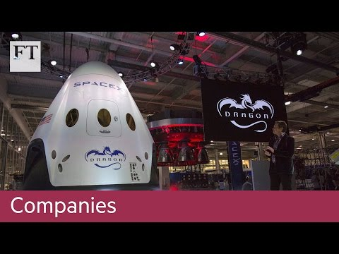 A new space race   Companies