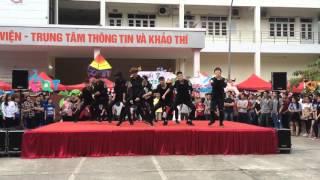 151115 Rhythm Ta (iKON) - KDC @ FTU's Day 2015