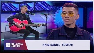 Naim Daniel Sumpah MHI 7 Mei 2019