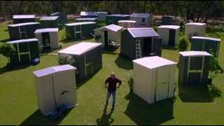 Stratco Handi-shed | Shed Load Of Garden Sheds | Michael Caton