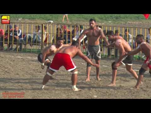 MADHO JHANDA (Kapurthala) KABADDI CUP - 2016 || 3rd QUARTER FINAL BOPARAI vs JALANDHAR || FULL HD ||