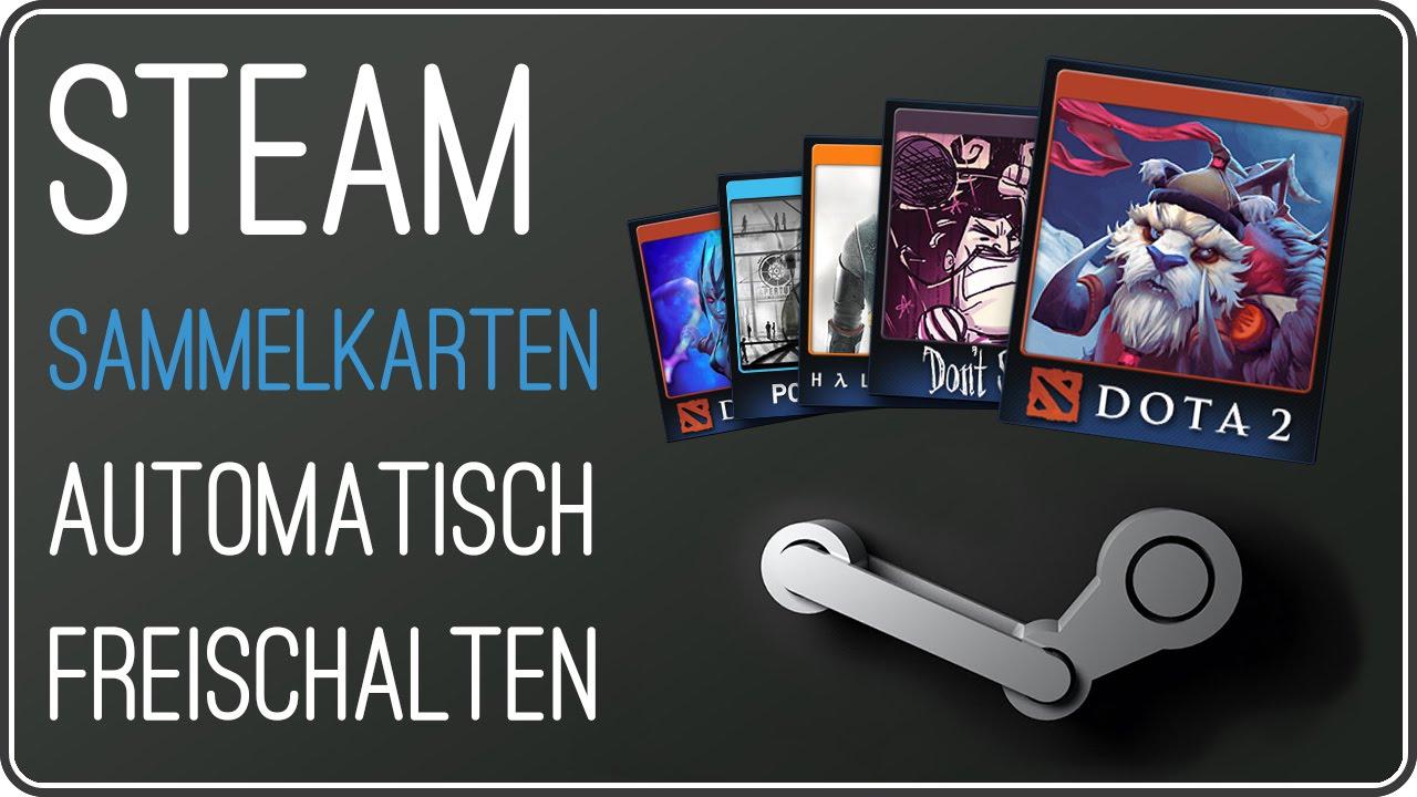 Steam Sammelkarten