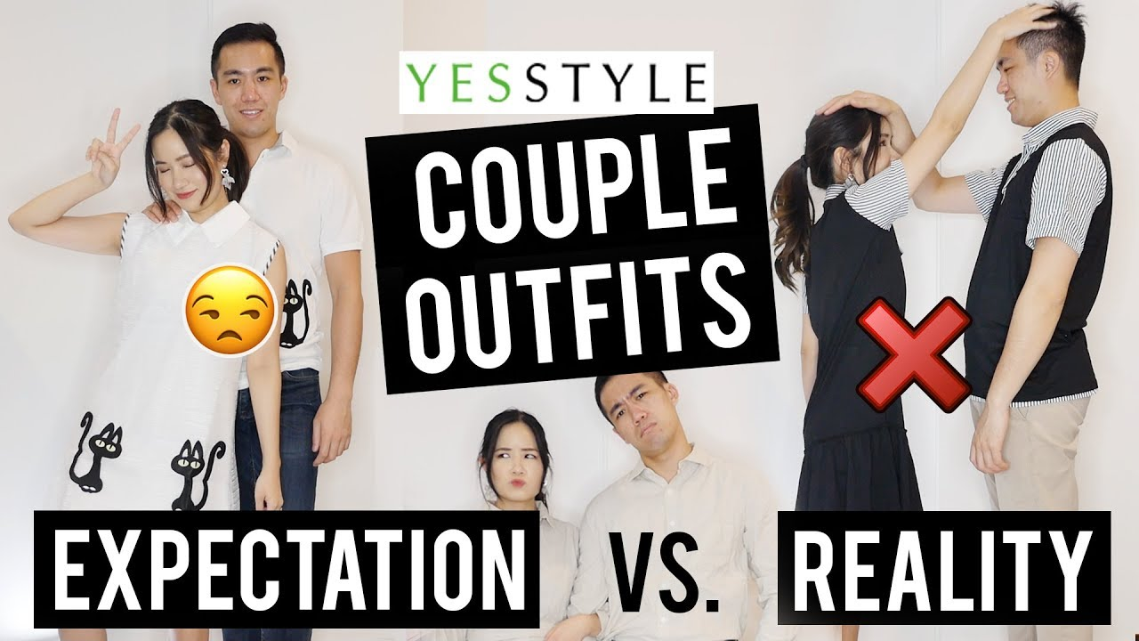 Try On: YESSTYLE COUPLE CLOTHING  Was it worth it?