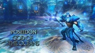 SMITE - Poseidon God Reveal Trailer