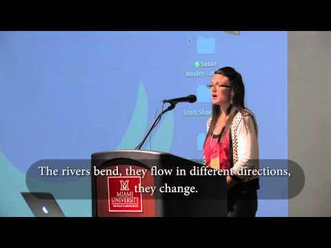 """Haley Strass singing """"siipionkoci-From the River"""" (Captions)"""