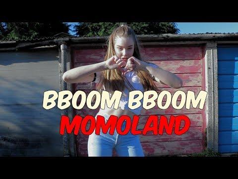 MOMOLAND (모모랜드) - BBoom BBoom (뿜뿜) DANCE COVER | Lexie Marie