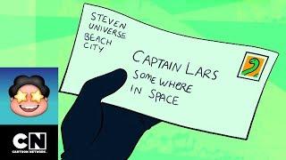 La Carta a Lars | Steven Universe | Cartoon Network