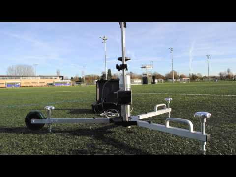 Berlin Athlete Video Surface Performance Ltd Sports Surface Testing 3G AA & AAA FIFA Testing