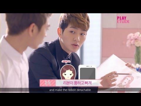 SHINee 샤이니_MiniME Season 4 ♥ SHINee, Be My Princess_ENG Subtitles