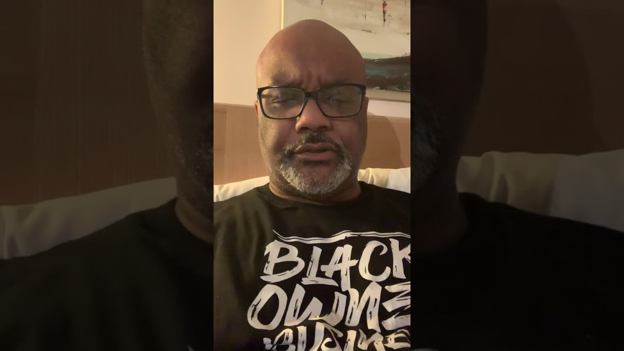 PUBLIC SERVICE ANNOUNCEMENT A warning about visiting Ghana - Dr Boyce Watkins