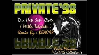 Mitha Talahatu   Dua Hati Satu Cinta  Reggae Cover BY BENS Private'98