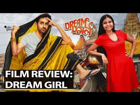Film Review: 'Dream Girl' Lets Ayushmann Shine, But Could've Been Much Better | The Quint