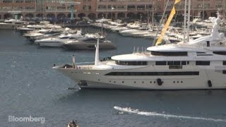 Russian Billionaires Missing From Top Yacht Show