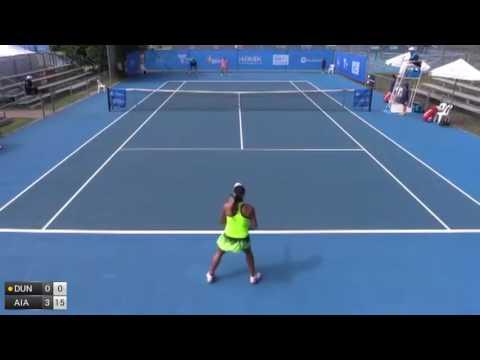Dunne Katy v Aiava Destanee - 2016 ITF Bendigo