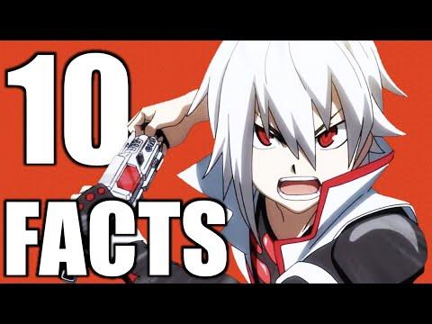 Download 10 FACTS ABOUT SHU KURENAI