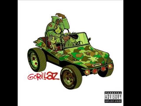 Gorillaz - Clint Eastwood (Ed Case - Sweetie Irie Refix)