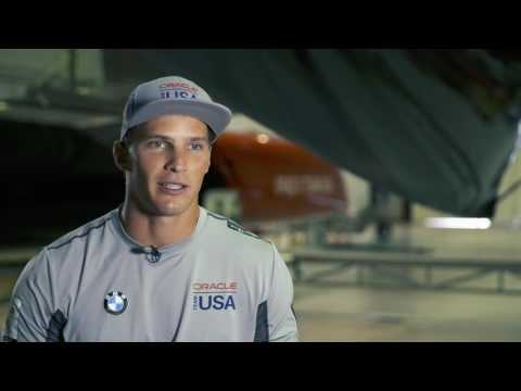America's Cup: Get To Know Oracle Team's Cooper Dressler