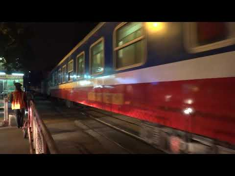 Train In Hanoi (2011)
