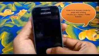 How to Install Android 6.0 Marshmallow on Samsung Galaxy Y GT-S5360
