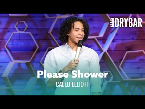 Please Shower Before Flying. Caleb Elliott - YouTube
