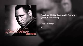Joshua Fit De Battle Ob Jericho (feat. Lawrence)