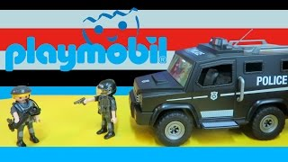playmobil 5974 city action series police