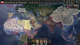 What Would Bismark Do?  The Great War Mod - HOI4:  Ep. 2 - Russian Appeasement
