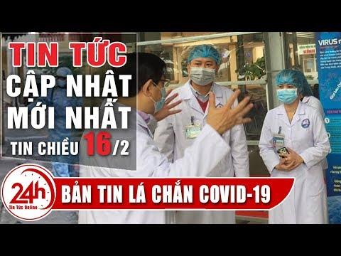 Tin Tức | Việt Nam 24h | Tin Tức Việt Nam Mới Nhất Hôm Nay 16/02/2020 | TT24h