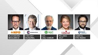 Zone économie : le débat économique de la campagne