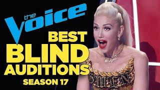 The Voice: Best Blind Auditions 2019 (Season 17) 🎶