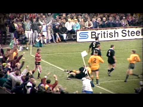 hqdefault The Greatest Game Of Rugby Ever Played Wallabies Vs