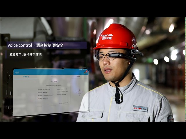 Power plant maintenance using FacePro Xpert System