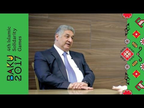 Interview with Azad Rahimov | Baku 2017